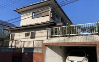 Coverd parking and Great  Garden near by MABORIKAIGAN STATION
