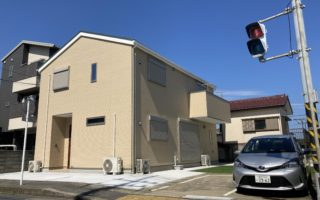 BRAND NEW HOUSE in MORISAKI with WIDE GARDEN