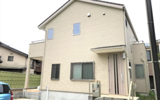 Newer House in South Yokohama Area