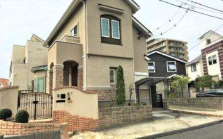 the Stylish House in South Yokohama
