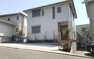 BRAND NEW HOUSE in SAJIMANO-OKA #D