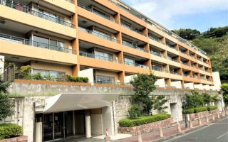 the Apartment in Zushi area!!